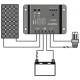 Regolatore di carica solare LS 0512