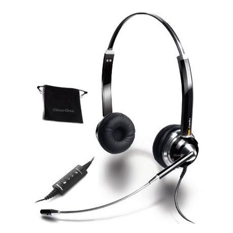 Cuffie microfoniche professionali, CHAT 30D USB