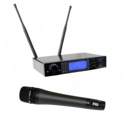 Microfono wireless a mano, con ricevitore - serie 7000