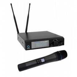 Microfono wireless a mano, con ricevitore - serie 8000