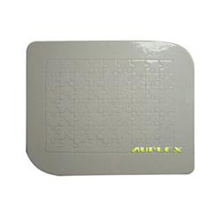 Puzzle portafoto a forma di foglia