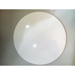 Sotto pentola circolare in vetro e ceramica
