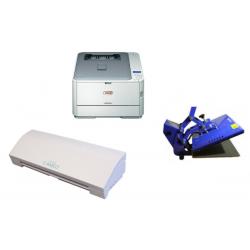 Taglio, stampa e trasferimento termico