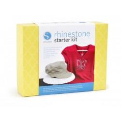 Silhouette Strass Starter Kit Cristalli