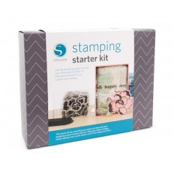 Silhouette Stamping Starter - Timbri